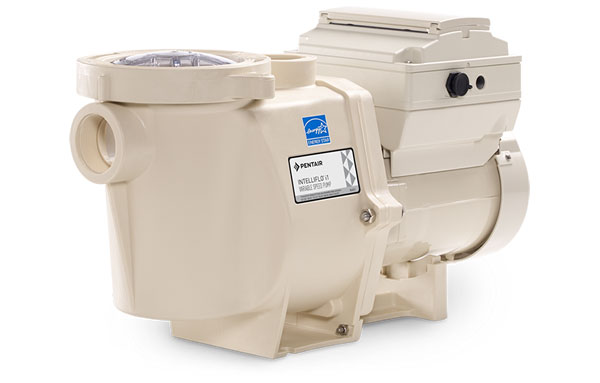 Pentair IntelliFlo i1 and i2 Variable Speed Pump