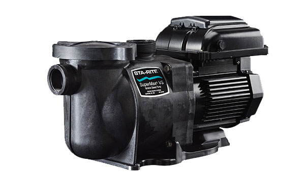 Sta-Rite SuperMax VS Variable Speed Pump