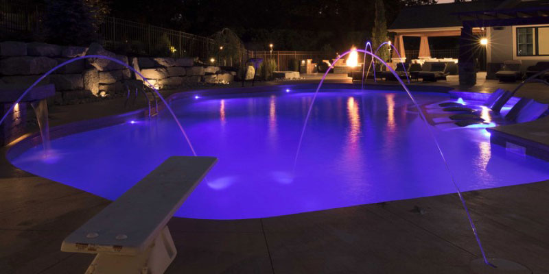 IntelliBrite LED Pool Lighting