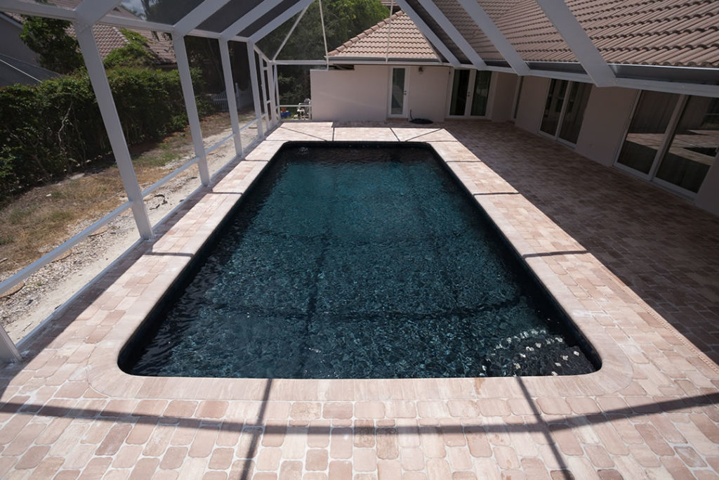 Quartzscapes Finishes Sacramento Pool Amp Spa