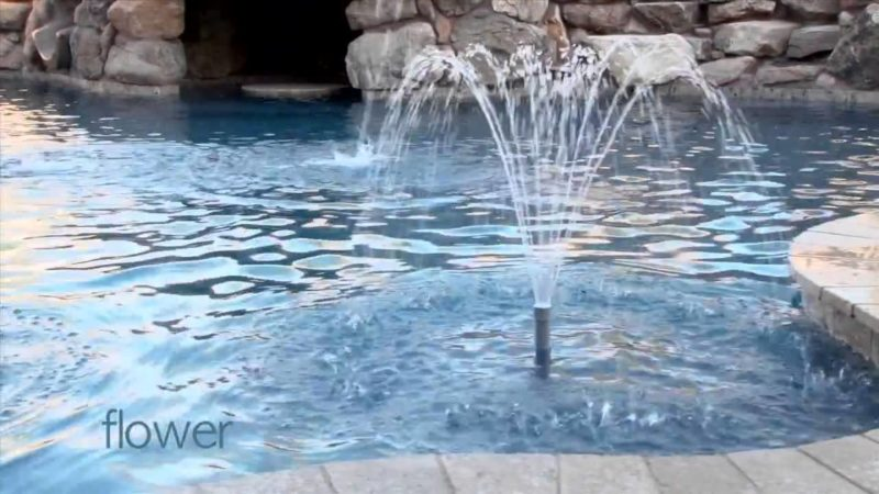 Parascope Telescoping Water Feature