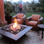 Outside Patio Fire Pit